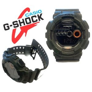 Casio G-shock Limited Edition Army Green Watch